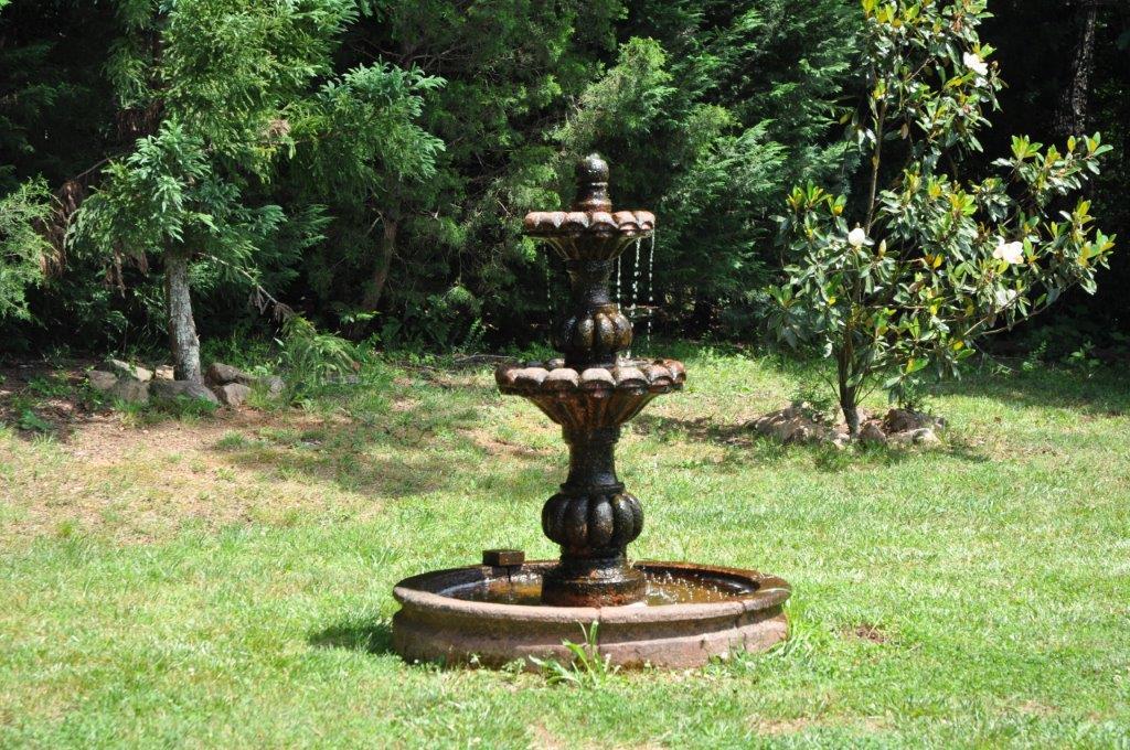 Collinsville Hideaway Fountain